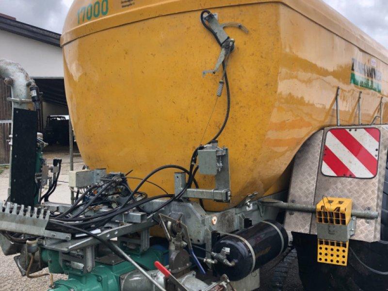 Pumpfass tip Zunhammer SK 17 PUL, Gebrauchtmaschine in Dorfen (Poză 1)