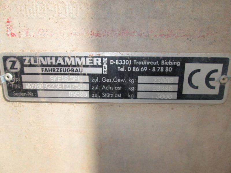 Pumpfass des Typs Zunhammer SKE 18,5 PU, Gebrauchtmaschine in Wülfershausen (Bild 30)