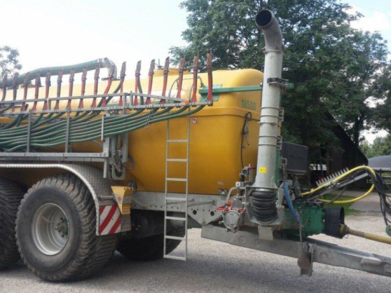 Pumpfass типа Zunhammer SKE 18,5 PU, Gebrauchtmaschine в Maisach (Фотография 1)