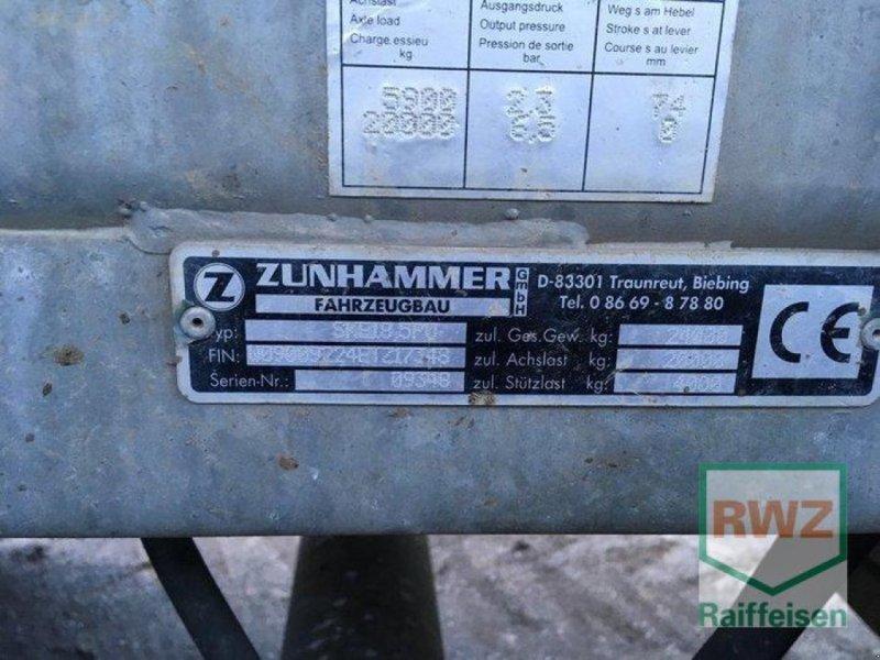 Pumpfass des Typs Zunhammer SKE 18,5 PUD Pumptankwagen, Gebrauchtmaschine in Bornheim-Roisdorf (Bild 6)