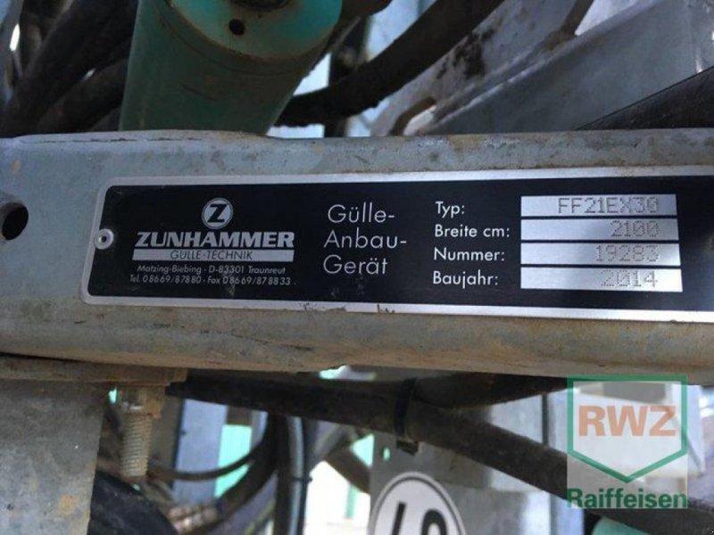 Pumpfass des Typs Zunhammer SKE 18,5 PUD Pumptankwagen, Gebrauchtmaschine in Bornheim-Roisdorf (Bild 7)