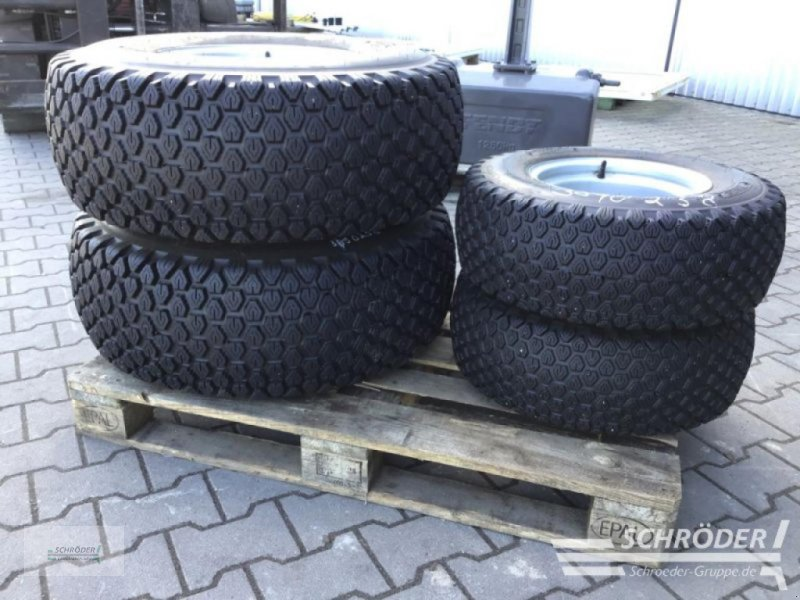 Rad des Typs Bridgestone 24 X 8.50-12 / 315 X, Gebrauchtmaschine in Wildeshausen (Bild 1)