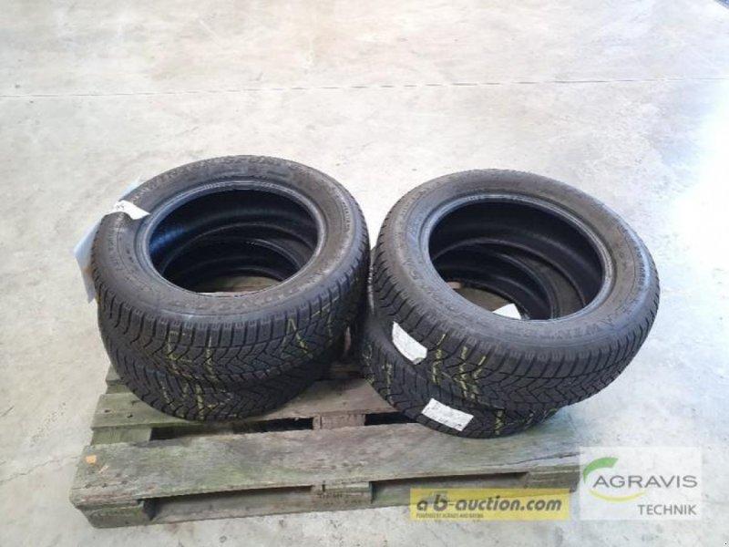 Rad des Typs Dunlop 215/60 R 16 M+S, Gebrauchtmaschine in Meppen-Versen (Bild 2)