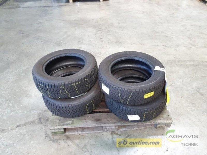Rad des Typs Dunlop 215/60 R 16 M+S, Gebrauchtmaschine in Meppen-Versen (Bild 1)