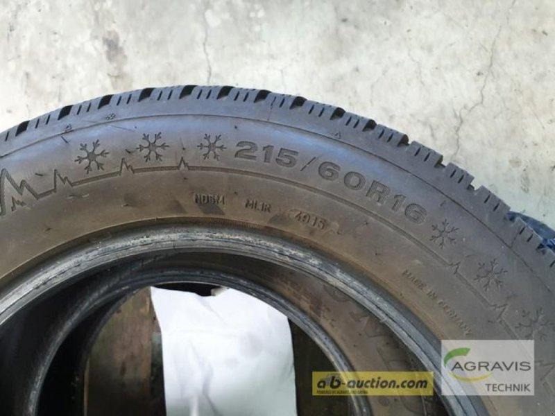 Rad des Typs Dunlop 215/60 R 16 M+S, Gebrauchtmaschine in Meppen-Versen (Bild 4)