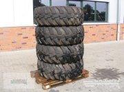 Rad типа Dunlop 4x 405/70 R 20 SPT9, Gebrauchtmaschine в Völkersen