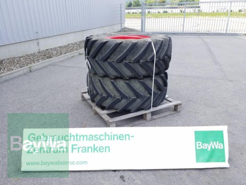 Rad des Typs Fendt MICHELIN 480/65 R24, Gebrauchtmaschine in Bamberg (Bild 1)