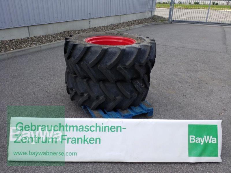 Rad des Typs Fendt MITAS HC70 380/70 R24, Gebrauchtmaschine in Bamberg (Bild 1)