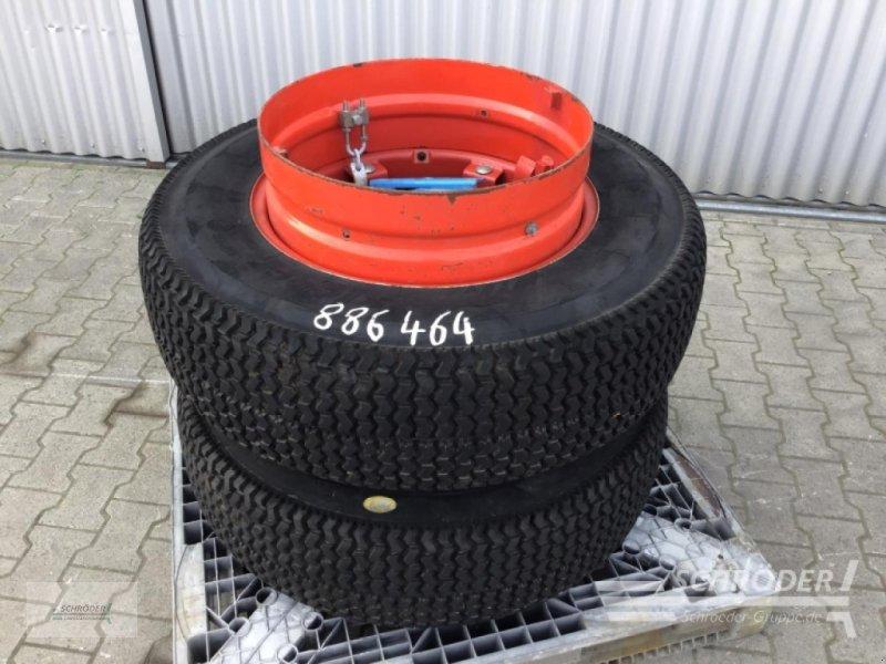 Rad des Typs Kleber 2x 12.4 R24, Gebrauchtmaschine in Wildeshausen (Bild 1)