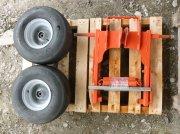 Kuhn Doppelradsatz Kreiselschwader Seitenschwader GA 6632 + 7932 Rad