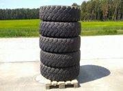 Rad типа Michelin XZL Unimog 365/85 R 20 Reifen mit Felgen XZL Radial Kompletträder Ersatzreifen, Gebrauchtmaschine в Großschönbrunn