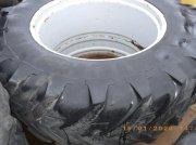 Michelin 20.8R38 Twillingehjul 2 stk til forhjul medfølger 480 70 -28 kerék