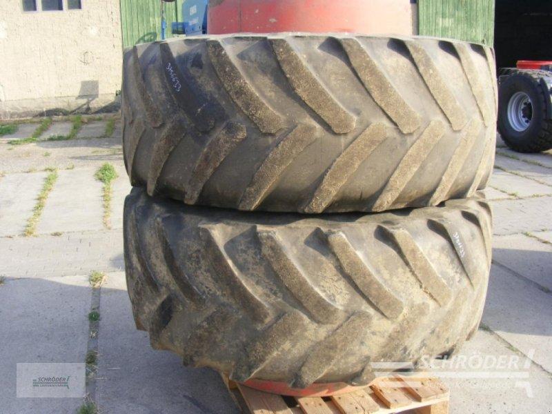 Rad des Typs Michelin 2X 600/65 R34 ZWILLI, Gebrauchtmaschine in Penzlin (Bild 1)