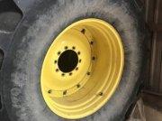 Rad des Typs Michelin 2x Mach X BIB 800/70R38, Gebrauchtmaschine in Lohe-Rickelshof