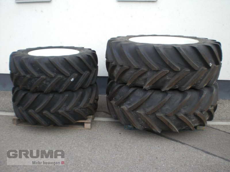 Rad typu Michelin 480/60 R28 und 600/60 R38 Xeobib, Neumaschine v Friedberg-Derching (Obrázok 1)