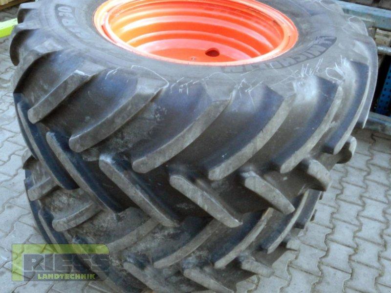 Rad a típus Michelin 540/65R30 10-Loch, Gebrauchtmaschine ekkor: Homberg (Ohm) - Maul (Kép 1)