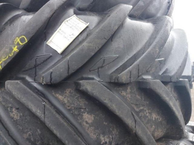 Rad типа Michelin 600/60R34 Xeobib komplette hjul, Gebrauchtmaschine в Rødding (Фотография 1)
