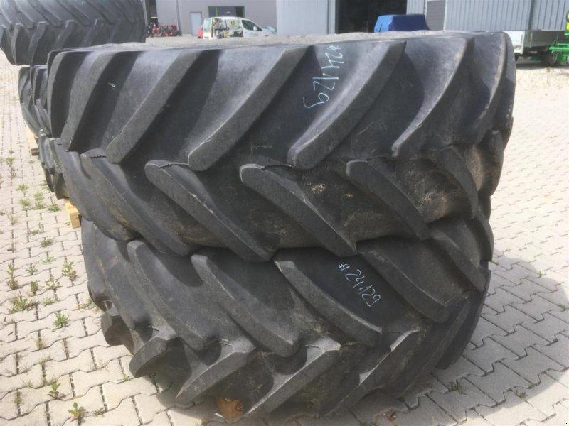 Rad des Typs Michelin 600/65R38 x2, Gebrauchtmaschine in Niederkirchen (Bild 1)