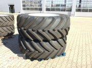 Rad a típus Michelin 650/60R-38 VF, Gebrauchtmaschine ekkor: Lippetal / Herzfeld