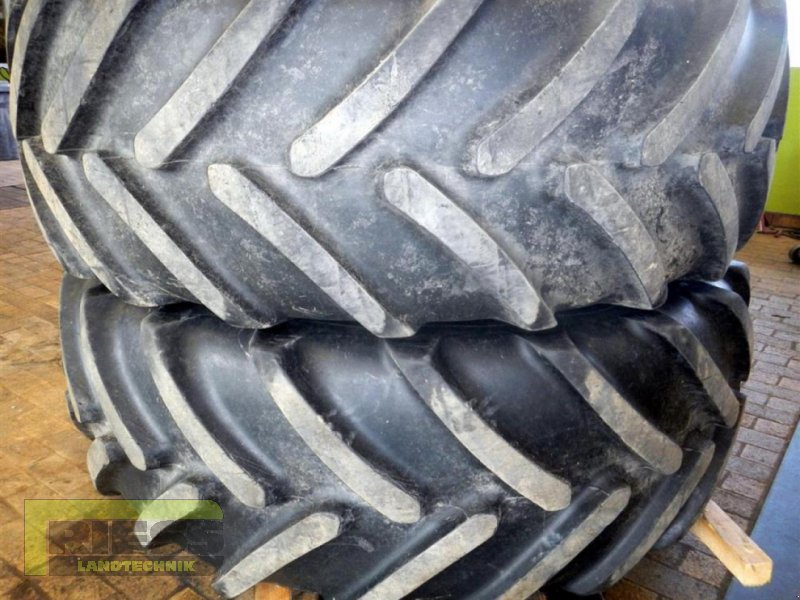 Rad a típus Michelin 650/65R42 8-Loch, Gebrauchtmaschine ekkor: Homberg (Ohm) - Maul (Kép 8)