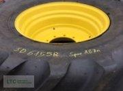 Rad typu Michelin 650/65R42 u. 600/65R28, Vorführmaschine v Herzogenburg