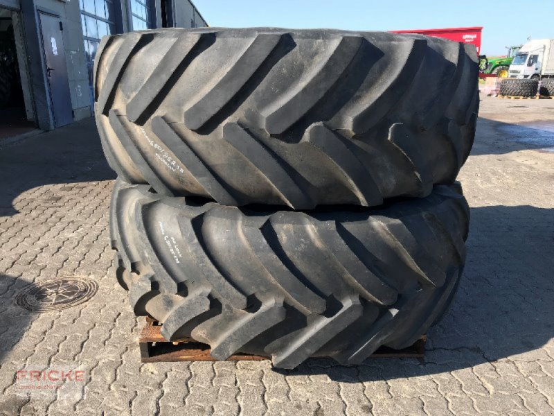 Rad типа Michelin 650/85 R38 MachXBib 179D, Gebrauchtmaschine в Demmin (Фотография 1)