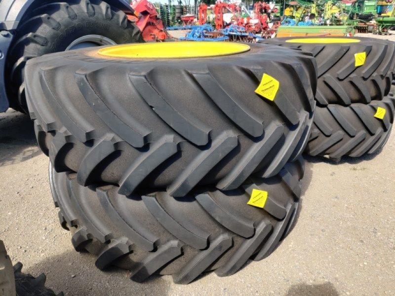 Фотография Michelin 710/75 R42 KPL. RÄDER
