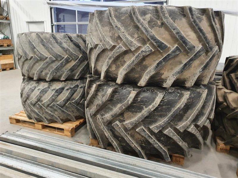 Rad a típus Michelin 750/45 R30.5 - 850/50 R38 TWIN Udskiftelig Navplade, Gebrauchtmaschine ekkor: Nimtofte (Kép 1)