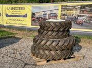Rad типа Michelin Kompletträder CNH, Gebrauchtmaschine в Villach