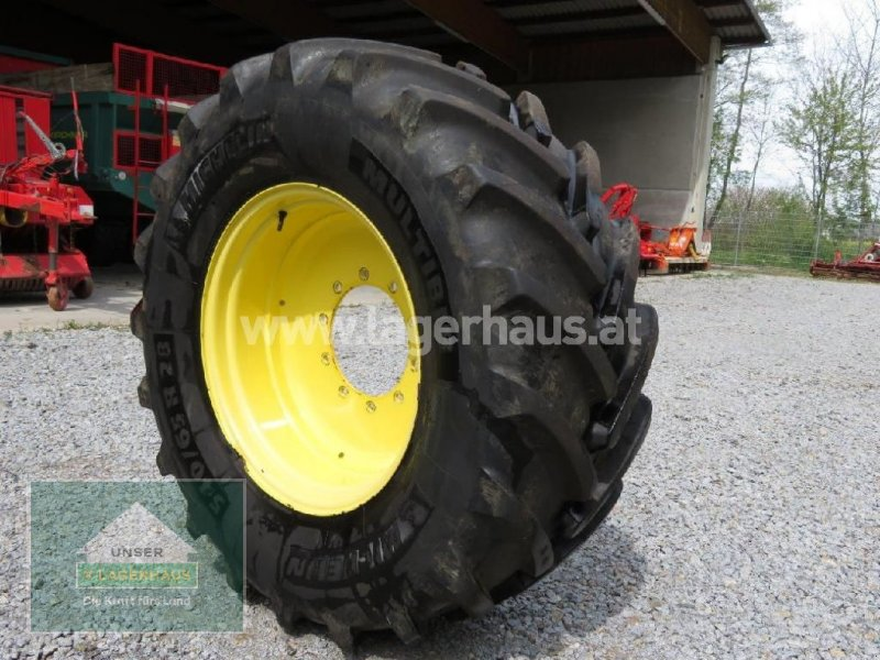 Rad типа Michelin MULTIBIB 540/65R28, Gebrauchtmaschine в Hofkirchen (Фотография 1)