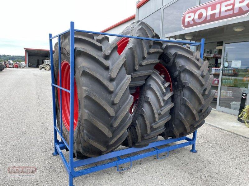 Rad des Typs Michelin Multibib Fendt 700/800 Vario, Neumaschine in Wieselburg Land (Bild 1)