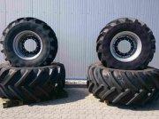 Rad типа Mitas 880/70-38 UND 600/70-3 MICHELIN, Neumaschine в Mühlengeez