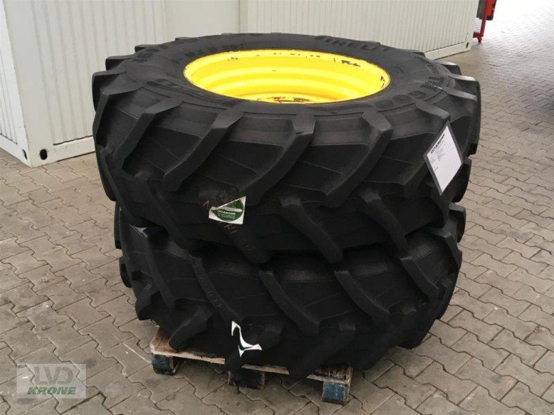 Rad des Typs Pirelli 460/85R30, Gebrauchtmaschine in Alt-Mölln (Bild 1)