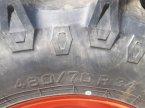 Rad des Typs Pirelli 480/70 R34 in Oberding