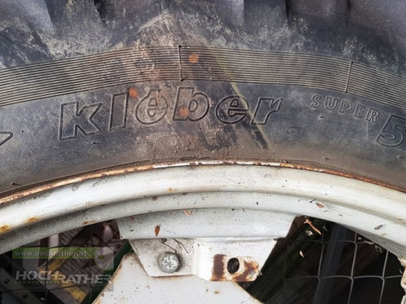 Rad des Typs Sonstige 1 Satz Pflegeräder 12,4R46+12,4R28, Gebrauchtmaschine in Kronstorf (Bild 3)