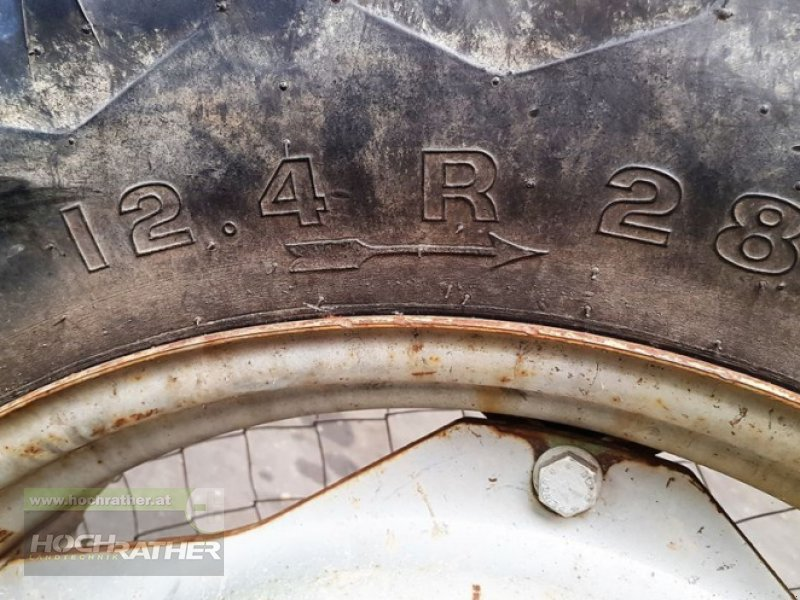 Rad des Typs Sonstige 1 Satz Pflegeräder 12,4R46+12,4R28, Gebrauchtmaschine in Kronstorf (Bild 6)