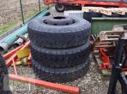 Rad типа Sonstige 3 Unimogräder - 3 Reifen 13 R22,5 mit Felgen 13 R 22,5 - 13R22,5, Gebrauchtmaschine в Burgrieden