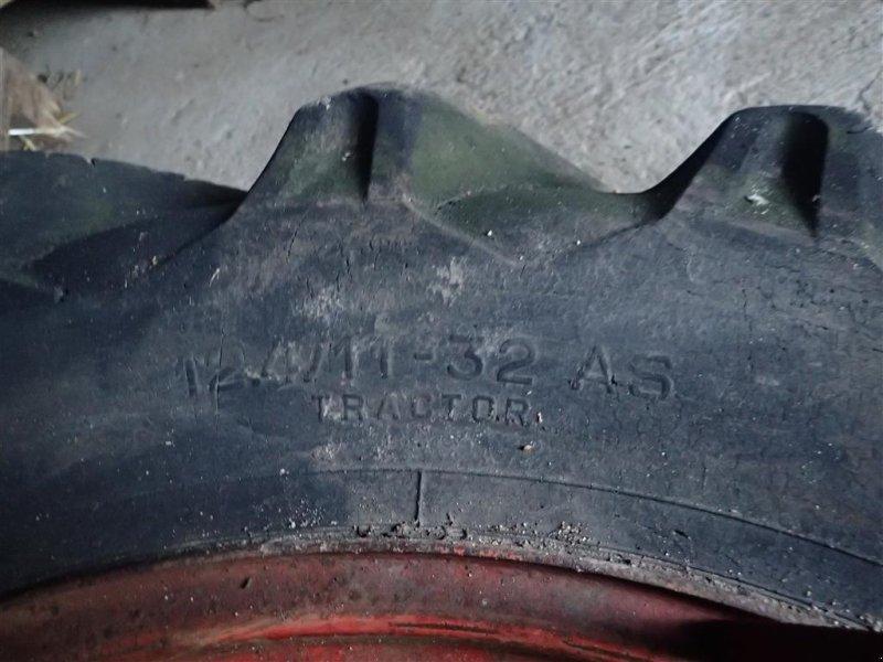 Rad des Typs Sonstige Komplet hjul 12,4 /11 - 28R, Gebrauchtmaschine in Egtved (Bild 2)