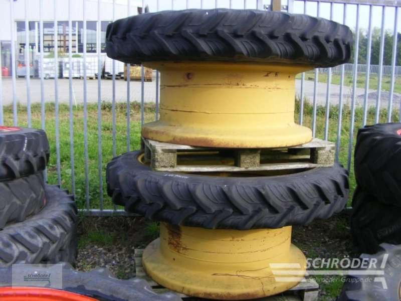 Rad des Typs Sonstige ZWILLINGE 270/95 R 4, Gebrauchtmaschine in Lastrup (Bild 1)