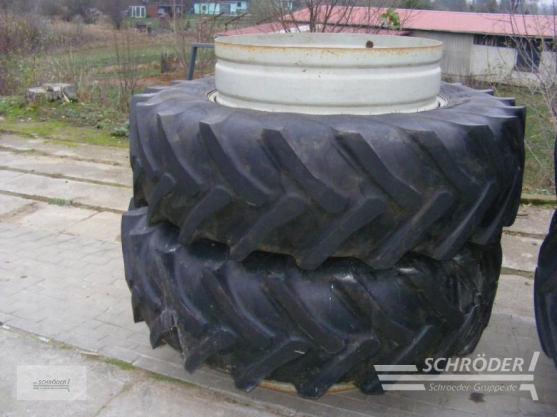 Rad типа Taurus 18.4 R38 [1x Satz Zwillinge], Gebrauchtmaschine в Penzlin (Фотография 1)