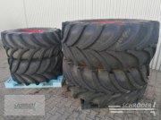Rad типа Vredestein 600/65 R 28 + 710/70 R 38, Gebrauchtmaschine в Wildeshausen