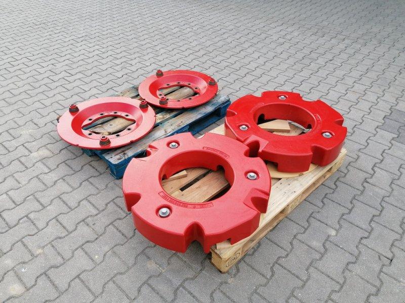 Radgewicht типа Fendt 2 x 300kg mit 10-Loch Adapterplatten, Neumaschine в Tirschenreuth (Фотография 1)