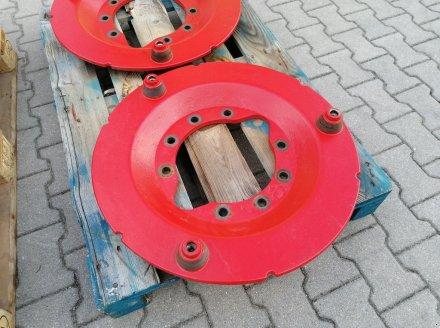 Radgewicht типа Fendt 2 x 300kg mit 10-Loch Adapterplatten, Neumaschine в Tirschenreuth (Фотография 3)