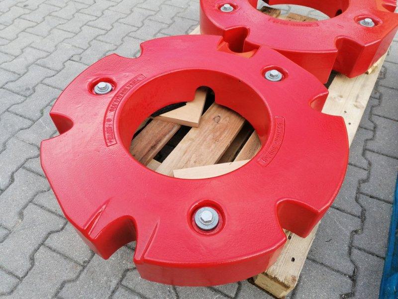 Radgewicht типа Fendt 2 x 300kg mit 10-Loch Adapterplatten, Neumaschine в Tirschenreuth (Фотография 5)