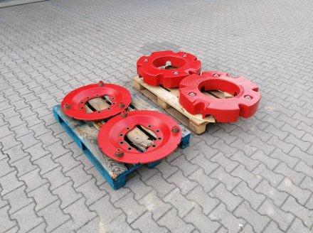 Radgewicht типа Fendt 2 x 300kg mit 10-Loch Adapterplatten, Neumaschine в Tirschenreuth (Фотография 8)