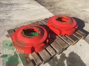 Fendt 2x 300kg Radgewichte mit Adapterplatten Radgewicht