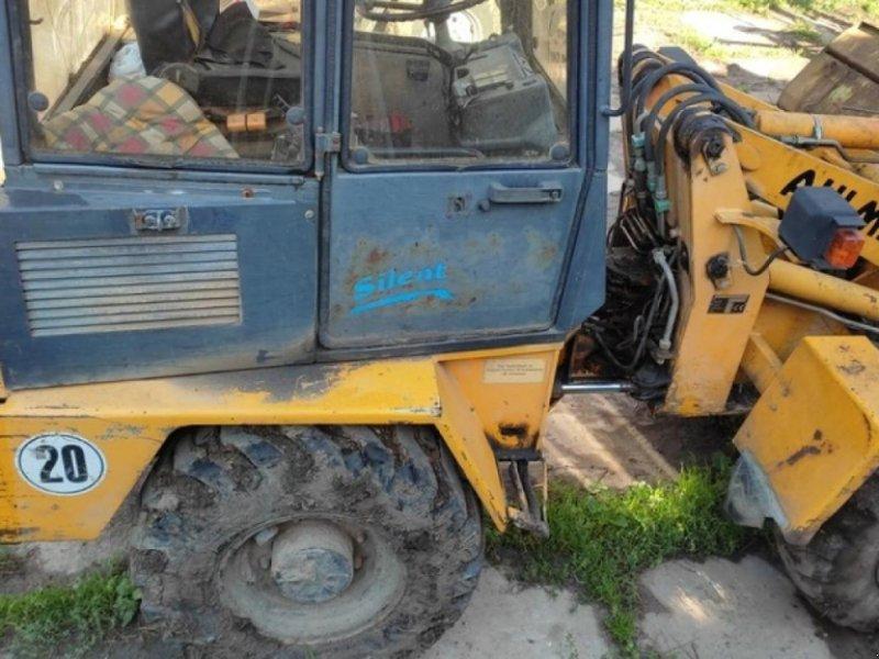 Radlader des Typs Ahlmann AL 70, Gebrauchtmaschine in Vehlow (Bild 4)