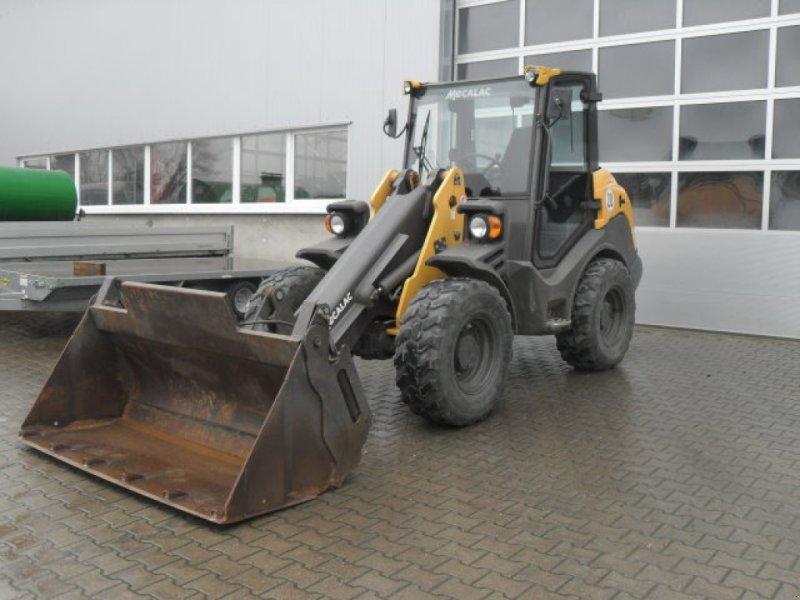 Radlader a típus Ahlmann AX 850, Gebrauchtmaschine ekkor: Obrigheim (Kép 7)