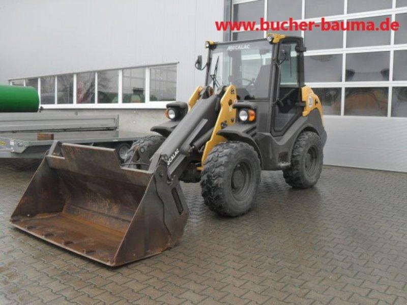 Radlader des Typs Ahlmann AX 850, Gebrauchtmaschine in Obrigheim (Bild 1)