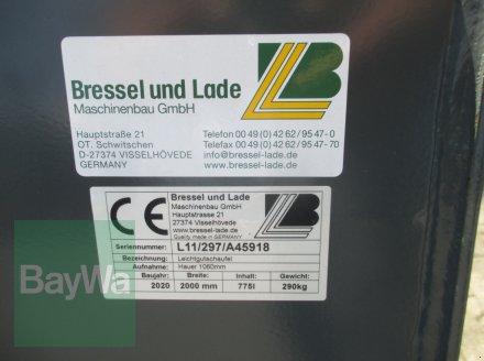 Radlader des Typs Bressel & Lade Leichtgutschaufel für, Neumaschine in Kempten (Bild 3)